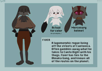 Fiver Reference Sheet