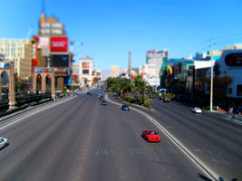 Vegas Toytown by chilipenguin
