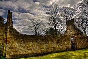 Chapel HDR by chilipenguin