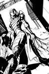 Lady Deathstrike Inked