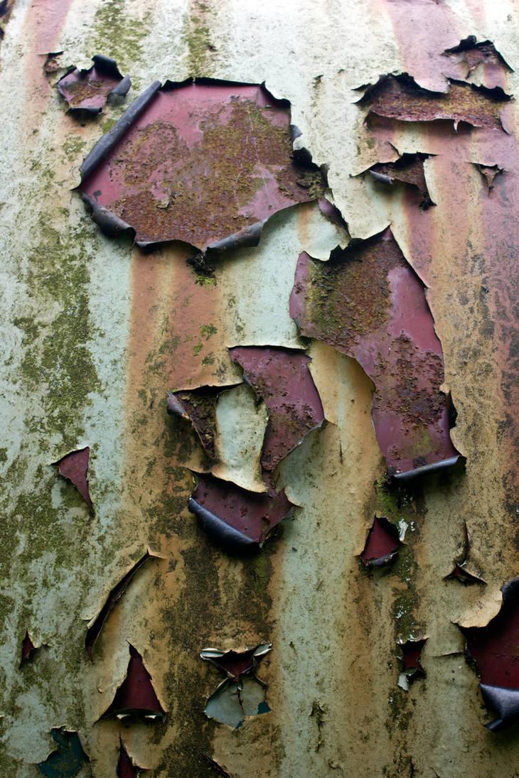 Peeling Paint Texture by chilipenguin