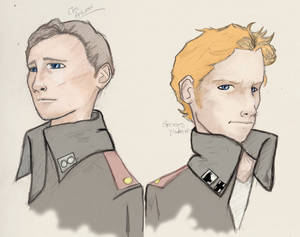 Elex Artwood and Georges Blakewell