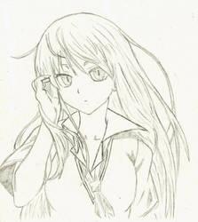 Repost - Shiina Mashiro by Layarlia