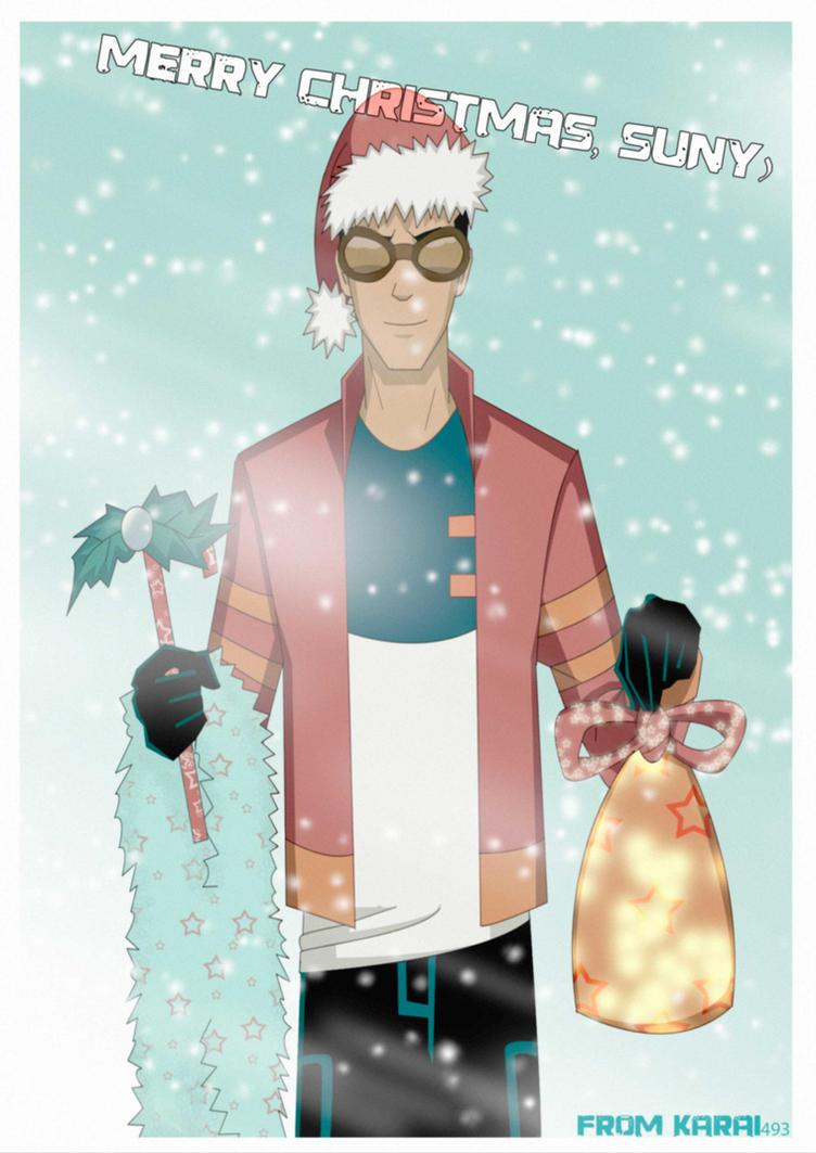 Merry Christmas, SunyFun by Karai493