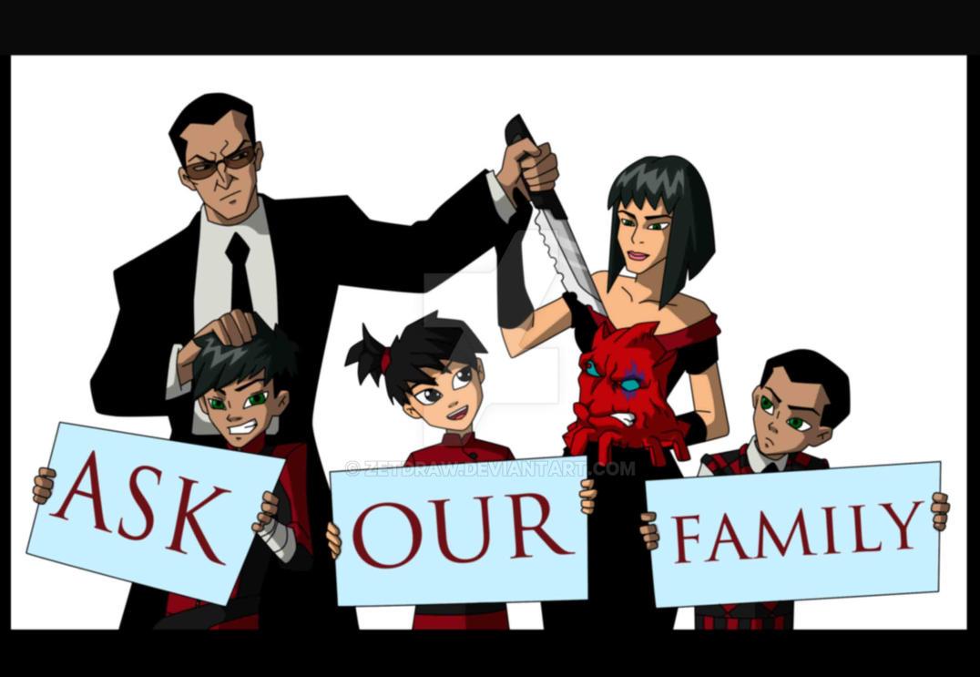 Ask Bishop/Karai's family by Karai493