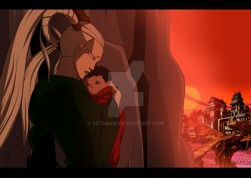 I can't leave you, my boy... by ZetDraw