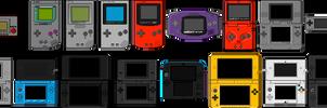 Every Single Nintendo Handheld