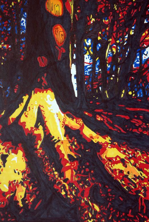 Darker Roots by Combak