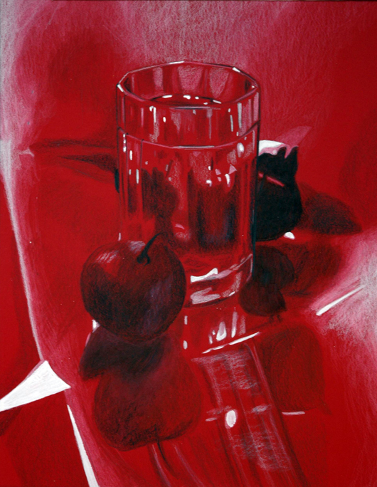 Red Glass by Combak