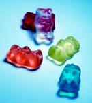 Disposable Gummy Bears...