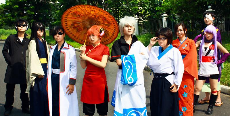 FFBs: Gintama by mellysa