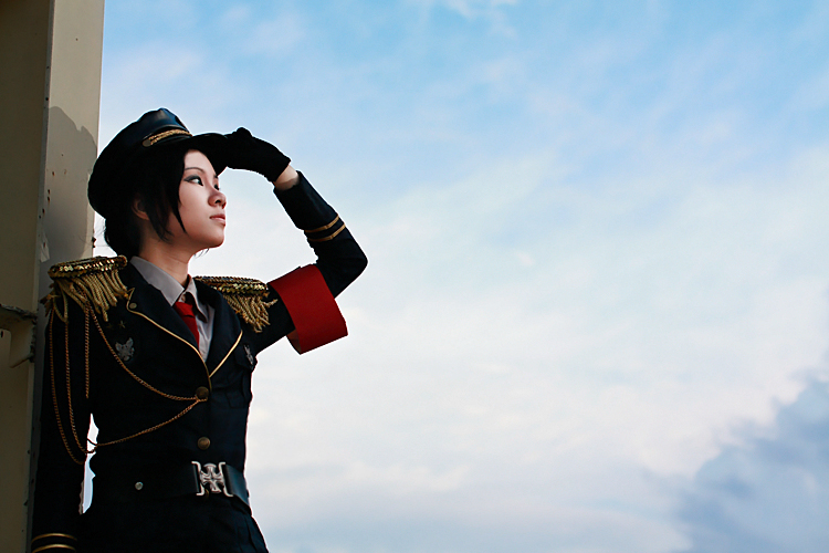 Army Hetalia: China by mellysa