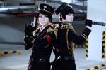 Army Hetalia: China Japan