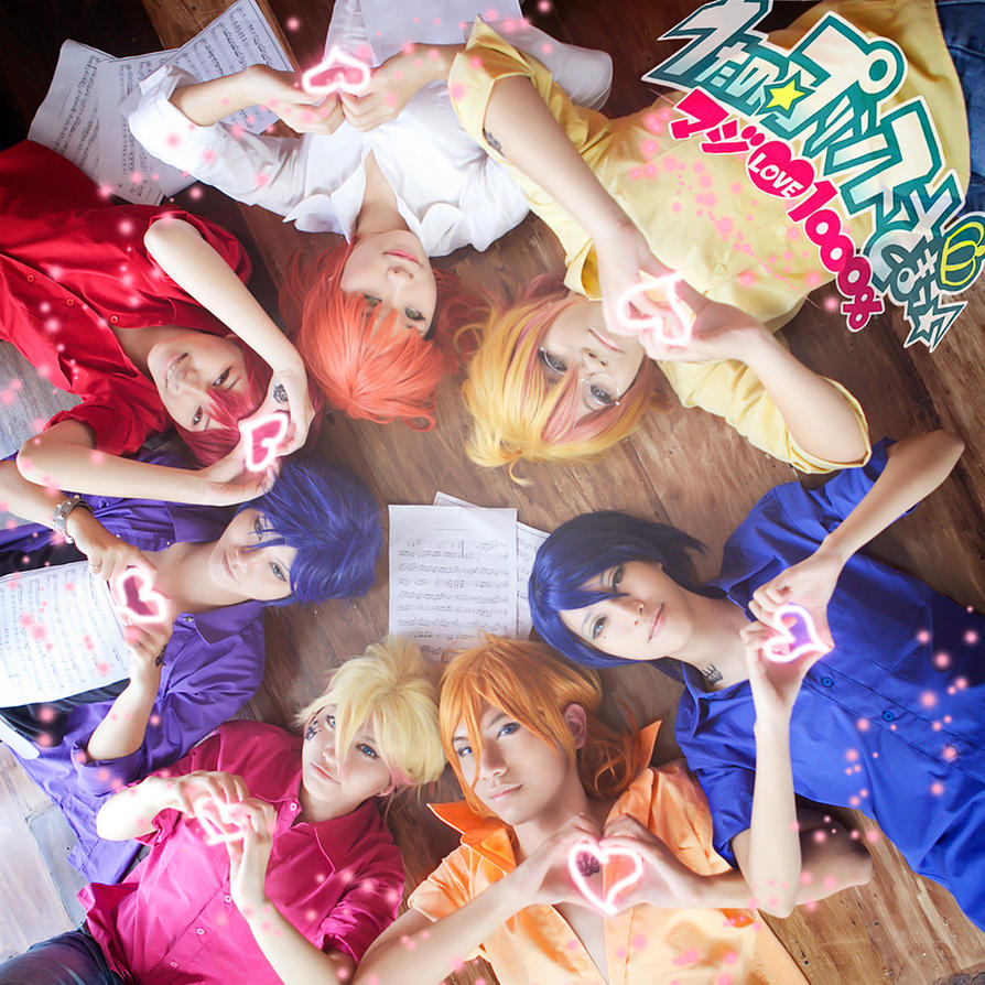 Uta no Prince-sama by mellysa