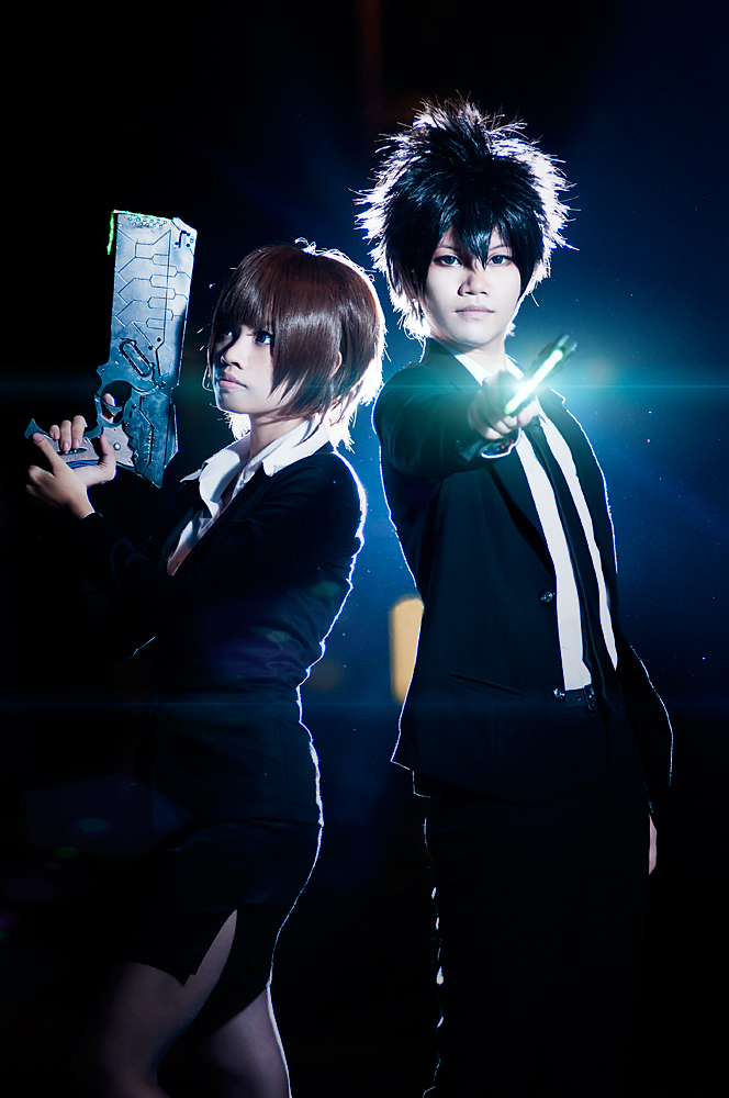 Psycho-pass 2 by mellysa