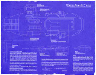Blueprint: Hiigaran T.F. v1.0 by skywalkerpl