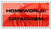 Homeworld:Cata Fan StaticStamp by skywalkerpl