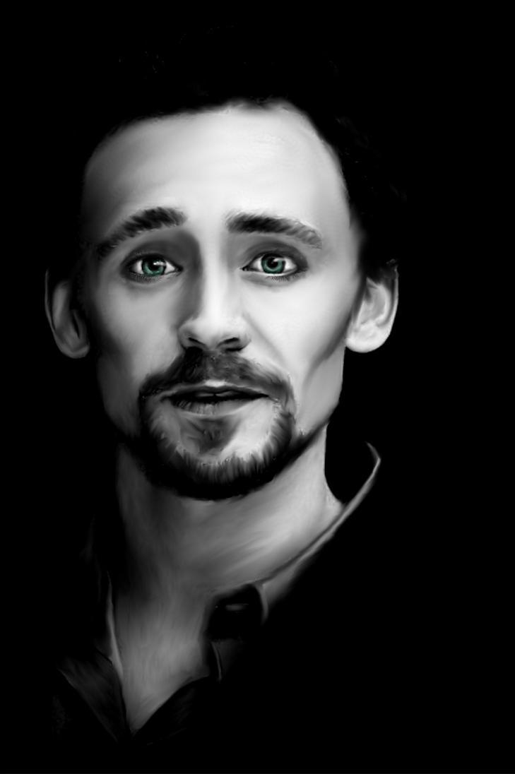 Hiddleston by P-Russ