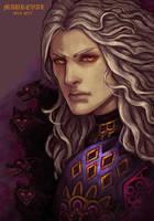 Sauron-Mairon-Annatar by Maureval