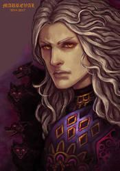 Sauron-Mairon-Annatar