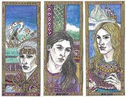 Three Kings of the Elves