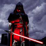 Star Wars : Sith Knight Figure