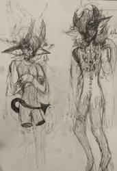 Funky Demons by AtomiicFanta