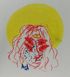 Just Call Me Judas by AtomiicFanta
