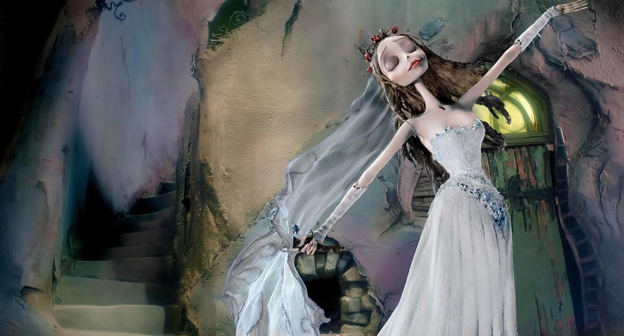 Burton S Corpse Bride Alive Version By Imbierius On Deviantart