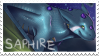 Saphire Stamp by Deviant-Soulmates