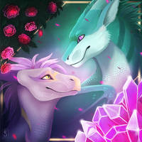 My gem, my love by Deviant-Soulmates