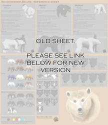 *OLD*Shadowmoon Bears - Reference sheet by WoC-Brissinge