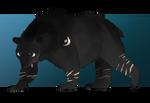 Custom bear 25