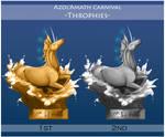 Azol'Amath carnival - trophies