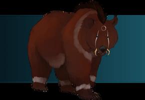 Custom bear 30 by WoC-Brissinge