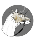 Crafted: Fishskull bridle