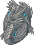 Silver Badge by WoC-Brissinge