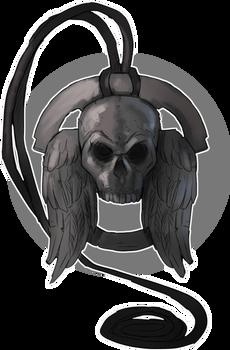 Crafted: Skallkyre pendant