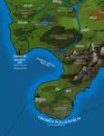 Map Coldaira by WoC-Brissinge