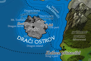 Map Coldaira Drisland by WoC-Brissinge