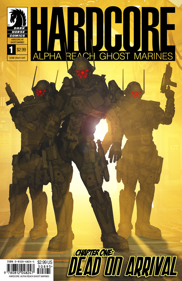 Hardcore: Alpha Reach Ghost Ma by JacobCharlesDietz
