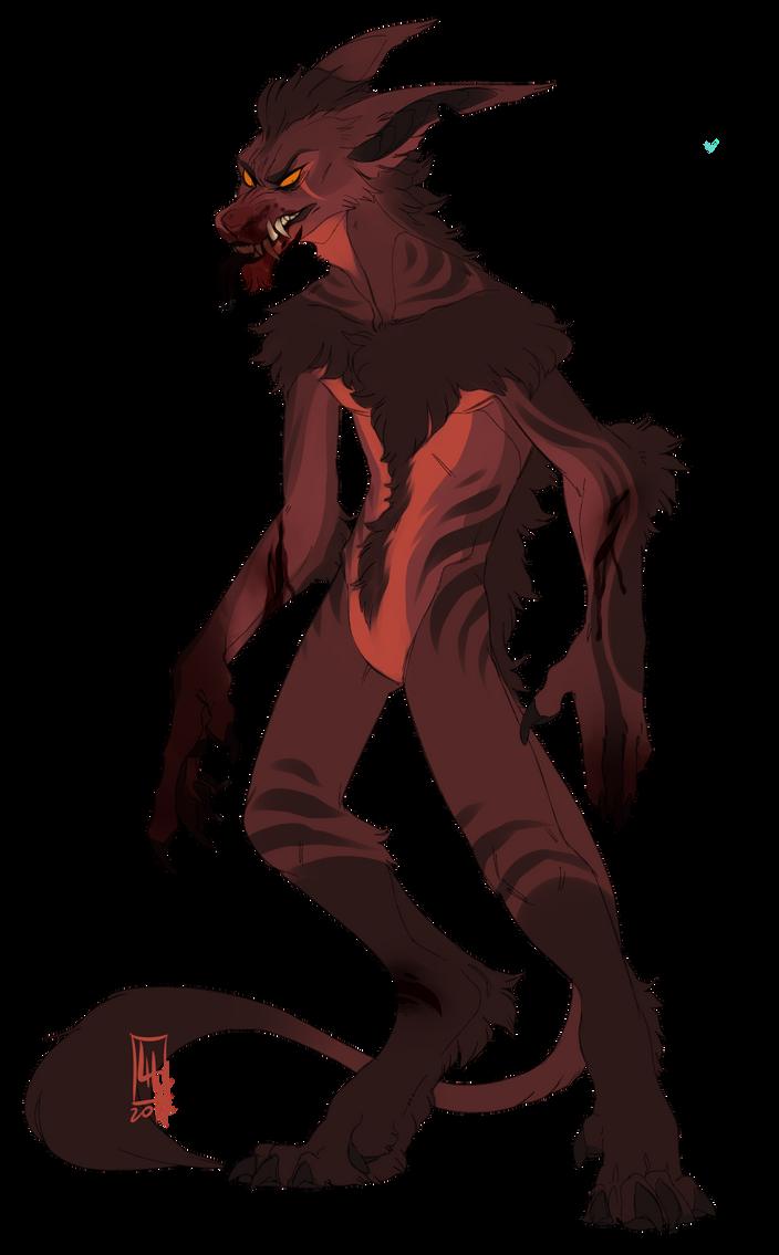 Vernid Dean by Feralsoul804