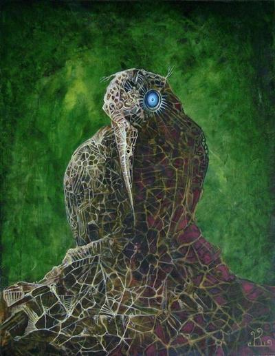 Bird by FrodoK