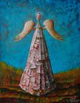Angel III by FrodoK