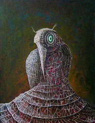 Bird II by FrodoK