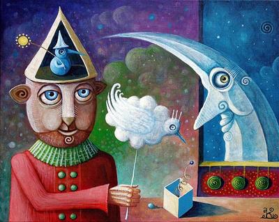Dreamers by FrodoK