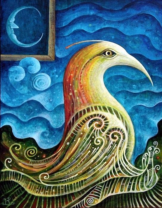 The Dawn Bird by FrodoK