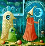 Woodman and Dream Messengers