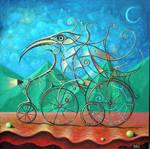 Crazy Cyclist III