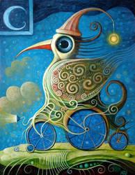 Crazy Cyclist IV